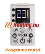 Az Ivigo professional elektromos konvektor programozható